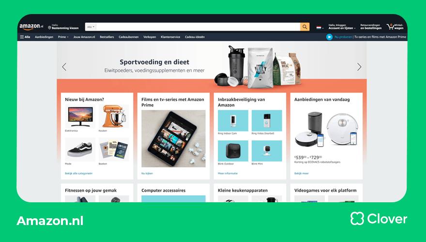 Verkopen op Amazon.nl